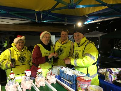 Cheddar Festive Night 2018