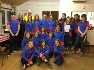 1st Cheddar Guides Group