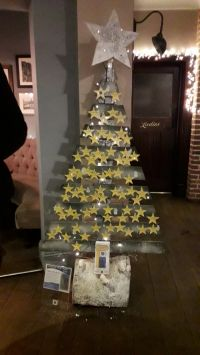 Tree of Light with Name Stars