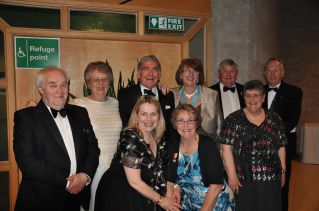 Members celebrate at Multiple District Convention in Torquay